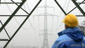 Branche stellt niedrigere Strompreise in Aussicht