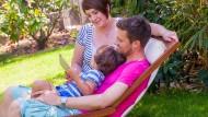 Manchmal braucht's mehr Zeit für die Familie. Die Pläne der Frauenunion tragen dem Rechnung.