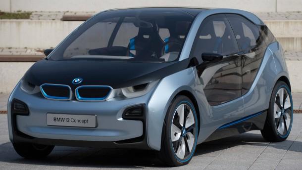 neues modell bmw bringt elektroauto f r euro auf den markt unternehmen faz. Black Bedroom Furniture Sets. Home Design Ideas