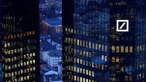Deutsche Bank zahlt 77 Millionen Dollar