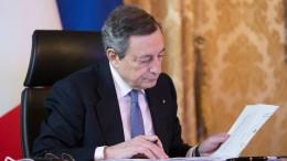 Italien streitet über McKinsey & Co.