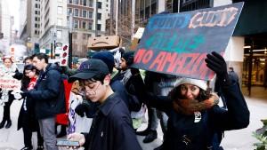 Die Proteste gegen Amazon sollten zu denken geben