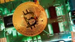 Bitcoin-Kurs steigt über 10.000 Dollar