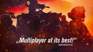 """Ist Krieg was für """"Multiplayer""""?"""