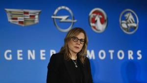 GM, Hyundai und Walmart machen Trump froh