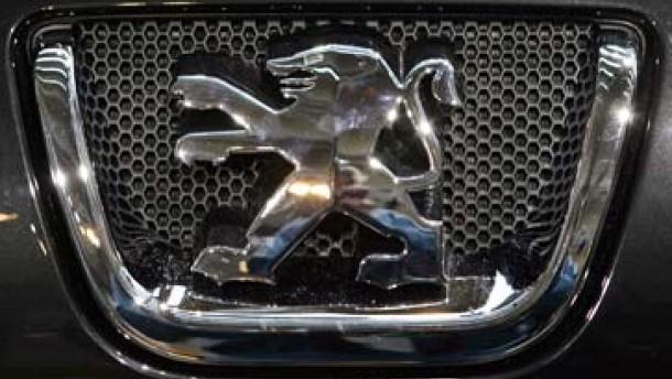 Millionenstrafe der EU gegen Peugeot