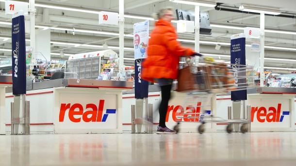 Kaufland und Edeka schnappen sich Real-Märkte