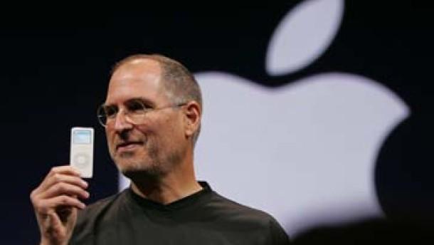 Apples Rekorde enttäuschen Anleger
