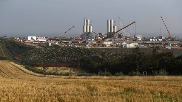 Großbritannien macht Weg für Atomkraftwerk Hinkley Point frei
