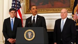 Obamas Stabschef Daley tritt zurück