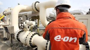 Schwaches Kraftwerksgeschäft macht Eon zu schaffen