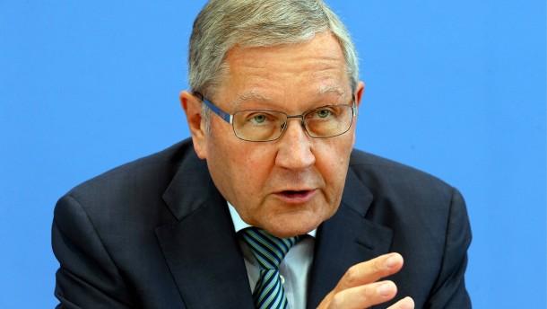 ESM-Chef sieht weiterhin ein Grexit-Risiko