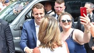 Macron muss jetzt durchgreifen