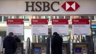 HSBC zieht Paris Frankfurt vor