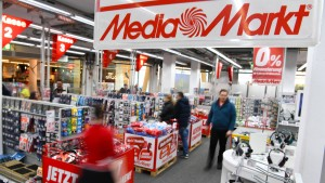 Start-up-Treffen im Media-Markt
