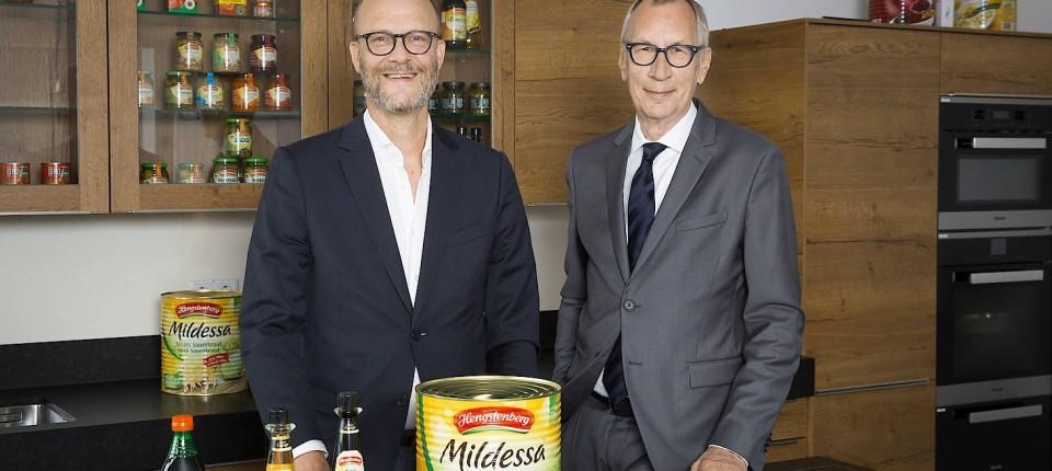 "Hengstenberg Esslingen familienunternehmen hengstenberg in esslingen: ""ja, ich bin die gurke"""