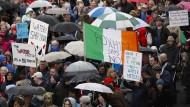 Wassergebühr lässt Irland erbeben