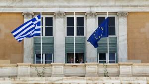 Ratingagentur stuft Griechenlands Kreditwürdigkeit herab