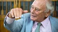 """""""Die erarbeiteten Gewinne werden benötigt, um das Wachstum des Unternehmens mit Eigenkapital abzudecken"""", sagt Reinhold Würth."""