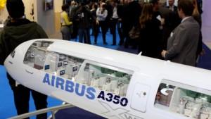 Spanien blockiert Kredit für A350