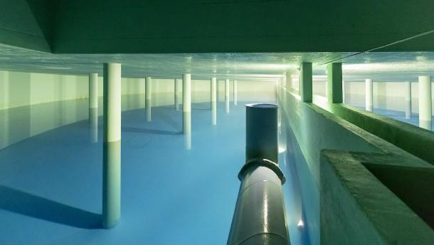 Wie sich Deutschland für Wasserknappheit rüsten will