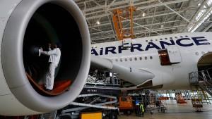 Airbus-Zentrale in Frankreich durchsucht
