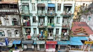Bauen am neuen Burma