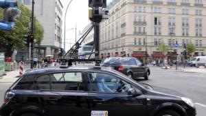 Google Street View bald in 20 deutschen Städten