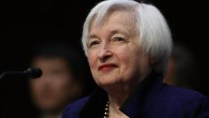 """""""Relativ bald"""" sollen in Amerika die Zinsen steigen"""