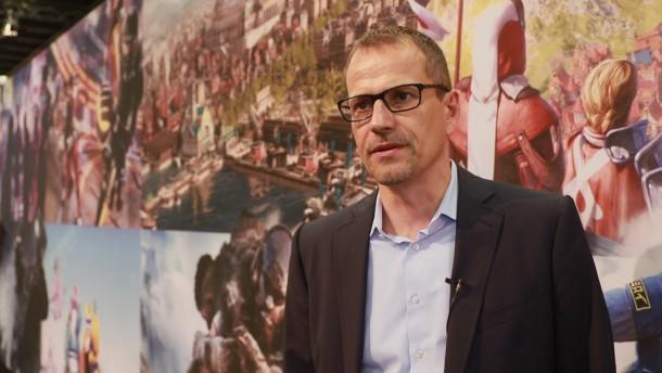 """Ubisoft-Manager Ralf Wirsing: """"Wir sind aus den Kinderschuhen raus"""""""