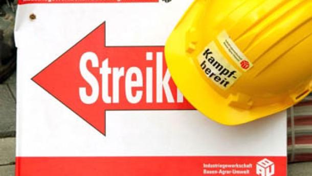 Neue Streikwoche steht bevor