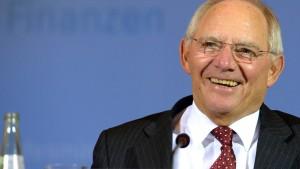 Bund kam schon 2014 ohne neue Schulden aus