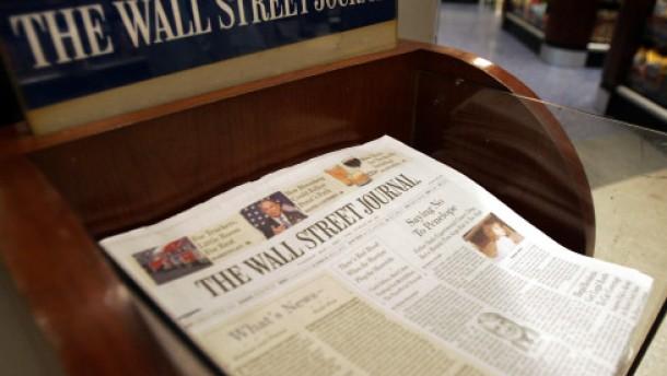 Murdoch einigt sich mit Dow Jones