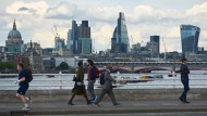 Die Londoner wollen mehrheitlich nicht aus der EU austreten.
