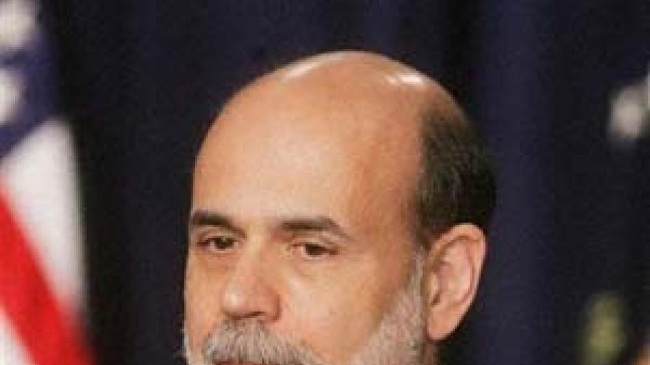 Der neue Herr der Dollars: Ben Bernanke