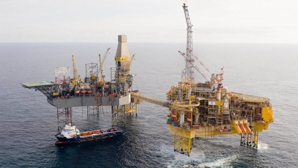 Gasleck setzt Total-Konzern unter Druck