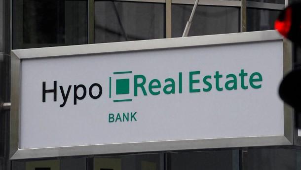 Prozessbeginn um Hypo Real Estate