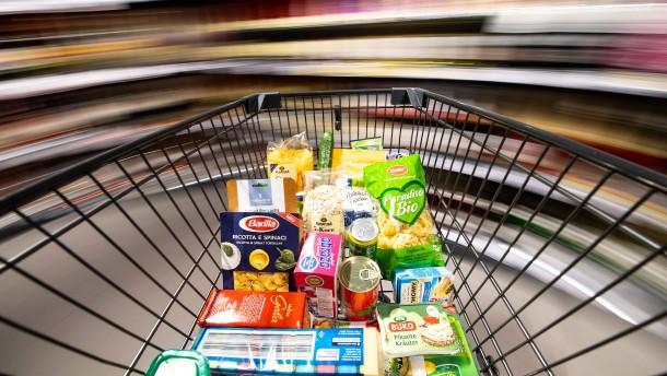 Inflationsrate bleibt negativ