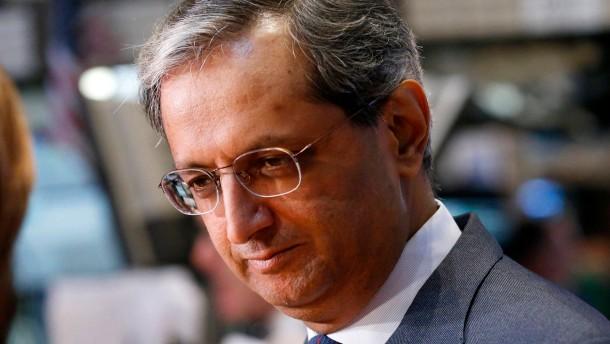 Citigroup-Chef Vikram Pandit tritt zurück