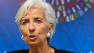 IWF drängt Eurozone zu Schuldenerleichterungen für Griechenland