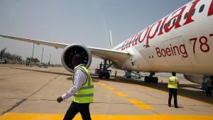 Boeing baut erstes Auslieferungswerk in China