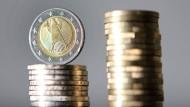 Euro-Münzen werden billiger