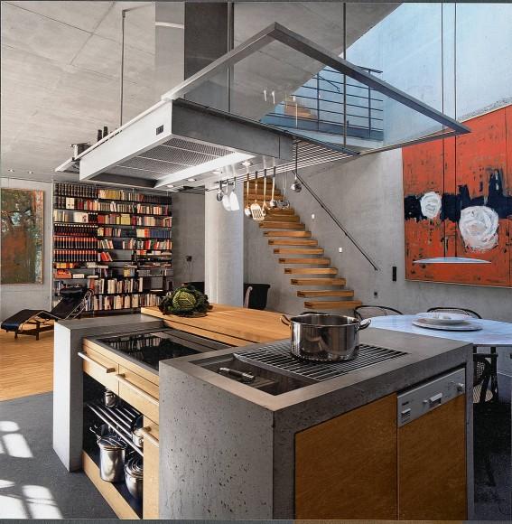 Küchenplanung In Der Küche Zur Offenheit Verdammt Wohnen Faz