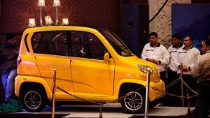 Neues Mini-Auto aus Indien