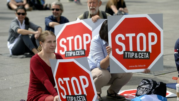Was nun, TTIP?
