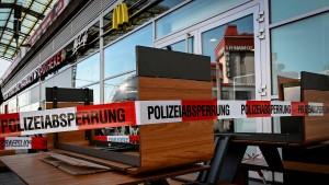 Von McDonald's an die Aldi-Kasse