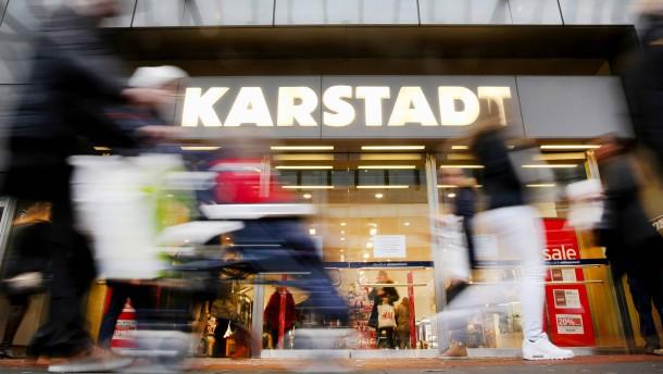 Karstadt weist Bericht über Fremdvermietung zurück