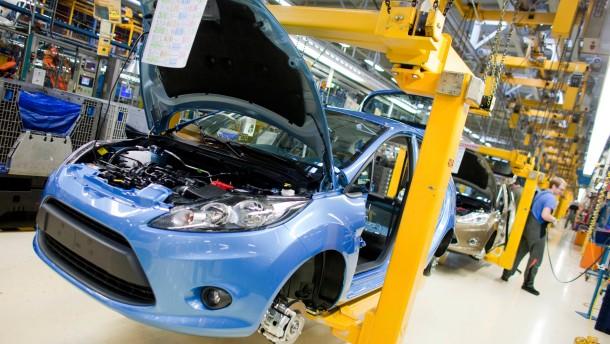 Ford legt Abfindungsprogramm auf