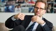 Die Stimme hinter den Verbraucherzentralen: Vorstand Klaus Müller.