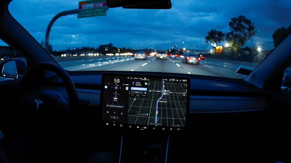 Tesla ist im Kern ein Softwareunternehmen.